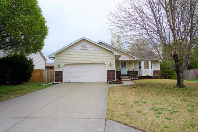 300 N Willowcreek St., Derby, KS 67037 (MLS #550211) :: Select Homes - Team Real Estate