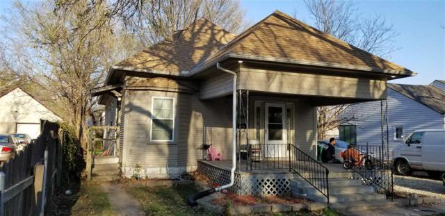 1516 S Wichita St, Wichita, KS 67213 (MLS #550213) :: On The Move