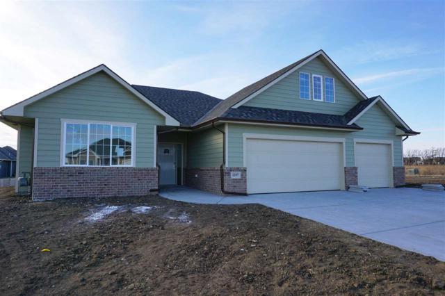 1357 S Sierra Hills, Wichita, KS 67230 (MLS #550221) :: Select Homes - Team Real Estate