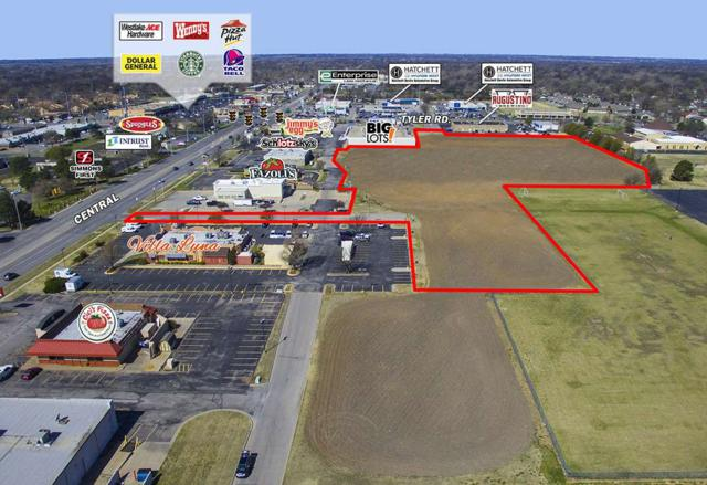 0 NE Of Central And Tyler Rd, Wichita, KS 67212 (MLS #550224) :: On The Move