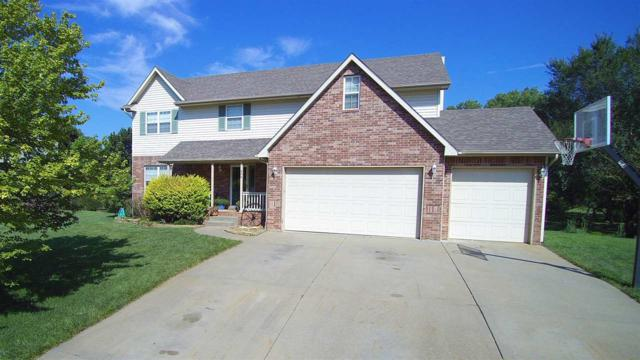 408 Country Hills Dr, Augusta, KS 67010 (MLS #550236) :: Select Homes - Team Real Estate