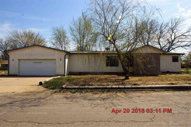 222 N Osage St, Caldwell, KS 67022 (MLS #550345) :: Select Homes - Team Real Estate