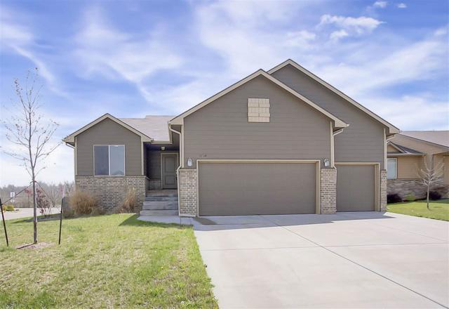 5014 N Peregrine St, Wichita, KS 67219 (MLS #550347) :: On The Move