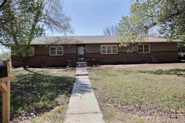 305 E Waller St, Rose Hill, KS 67133 (MLS #550358) :: Select Homes - Team Real Estate