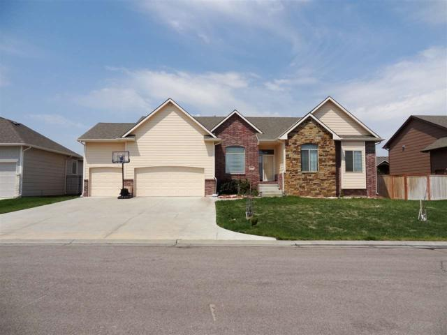 2228 N Flutter Ct., Wichita, KS 67228 (MLS #550377) :: On The Move