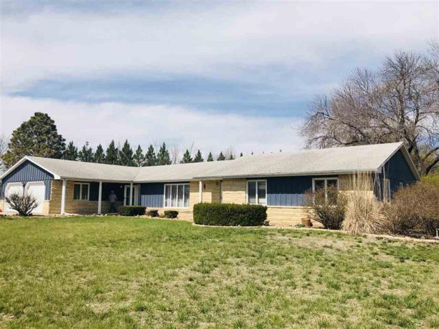 626 Park Ln, Moundridge, KS 67107 (MLS #550427) :: Select Homes - Team Real Estate