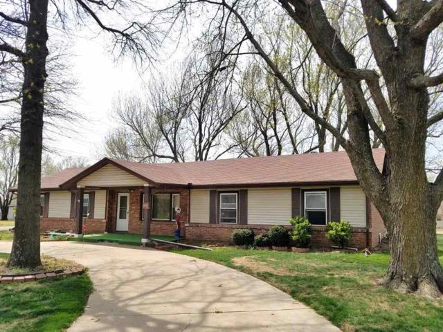 303 N Hilltop St, Udall, KS 67146 (MLS #550435) :: Select Homes - Team Real Estate