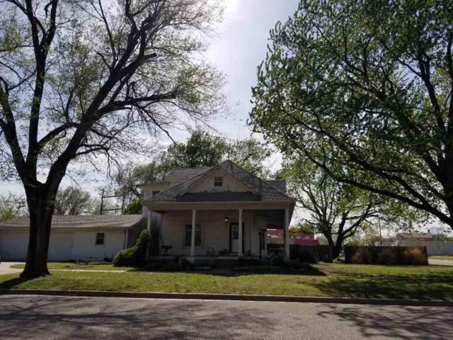 423 N Main St, Belle Plaine, KS 67013 (MLS #550454) :: Select Homes - Team Real Estate