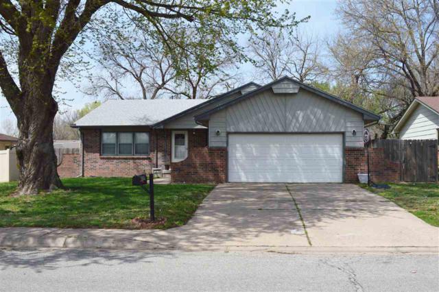 1509 N Rockwood Blvd, Mulvane, KS 67110 (MLS #550490) :: Select Homes - Team Real Estate