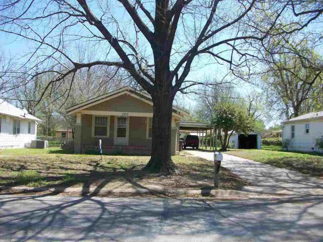 1102 N 5th Street, Arkansas City, KS 67005 (MLS #550496) :: Select Homes - Team Real Estate