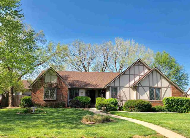 141 N Ashley Park Ct., Wichita, KS 67209 (MLS #550500) :: Select Homes - Team Real Estate