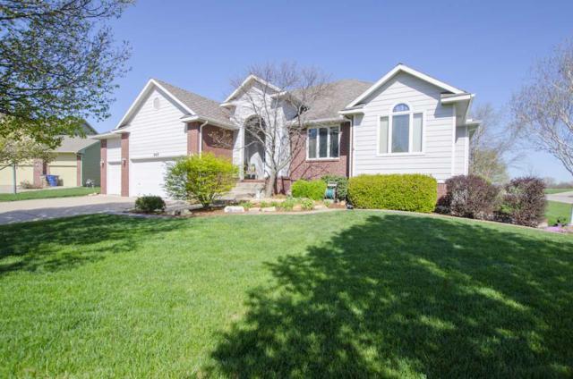 949 N Sagebrush Ct, Wichita, KS 67230 (MLS #550502) :: Select Homes - Team Real Estate
