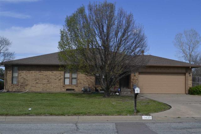 8503 E Parkmont, Wichita, KS 67207 (MLS #550505) :: Select Homes - Team Real Estate