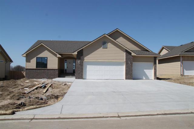 12437 E Casa Bella Ct, Wichita, KS 67207 (MLS #550508) :: Select Homes - Team Real Estate