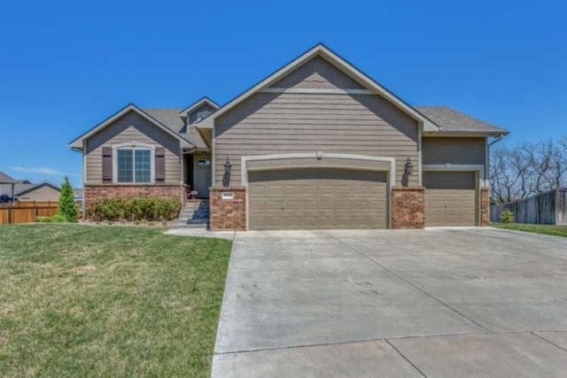 1160 N Countrywalk Ct, Rose Hill, KS 67133 (MLS #550542) :: Select Homes - Team Real Estate