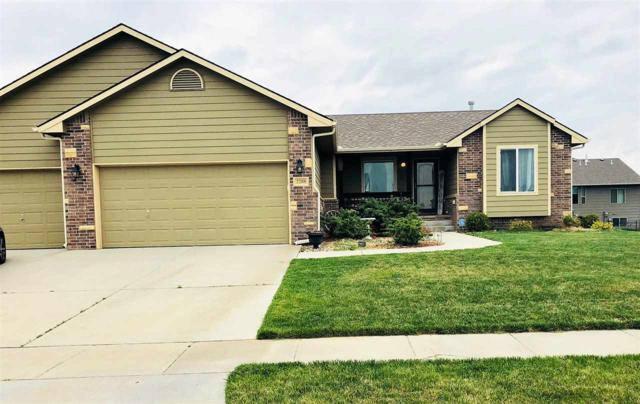 2208 E Sunset St, Goddard, KS 67052 (MLS #550575) :: Select Homes - Team Real Estate