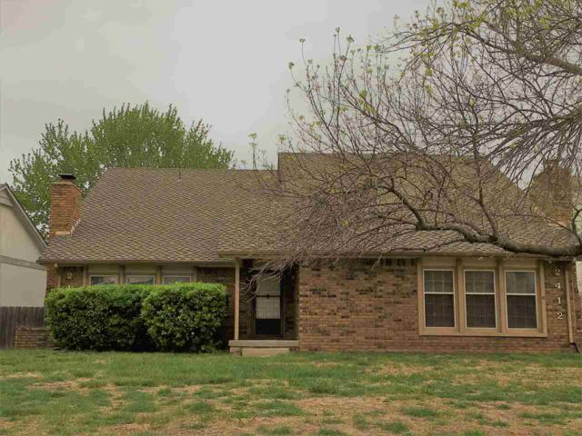 2412-14 N Walden Dr, Wichita, KS 67226 (MLS #550576) :: Better Homes and Gardens Real Estate Alliance