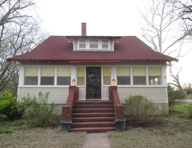202 S Pennsylvania, Howard, KS 67349 (MLS #550581) :: Better Homes and Gardens Real Estate Alliance
