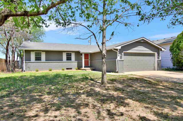 616 Hemphill, Haysville, KS 67060 (MLS #550606) :: Select Homes - Team Real Estate