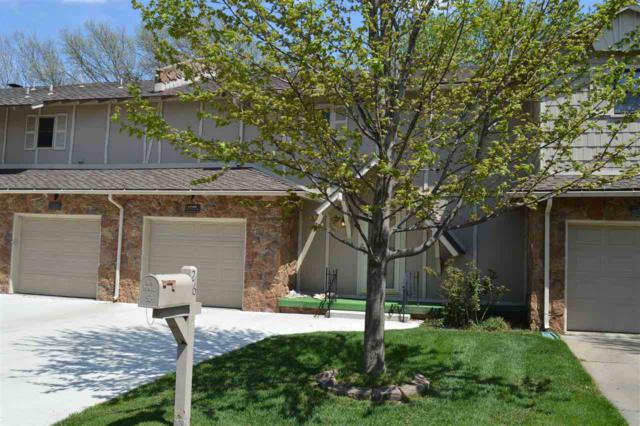 136 N Maize Rd Unit 26, Wichita, KS 67212 (MLS #550641) :: On The Move