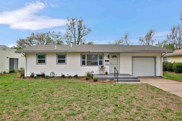 309 W 5th St, Haysville, KS 67060 (MLS #550643) :: Select Homes - Team Real Estate