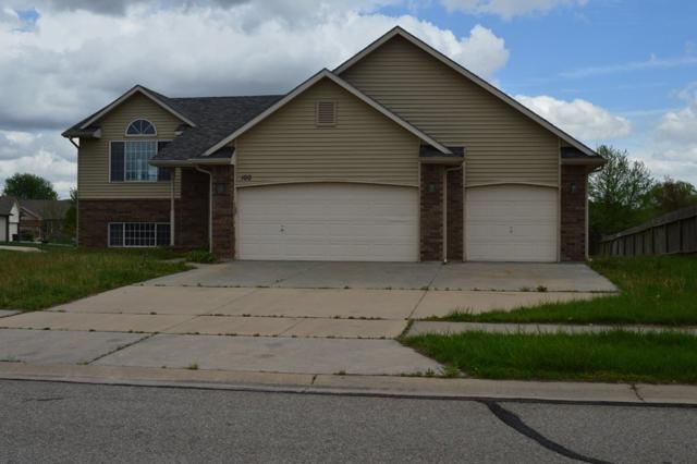 100 S Warren Ave, Rose Hill, KS 67133 (MLS #550667) :: Select Homes - Team Real Estate