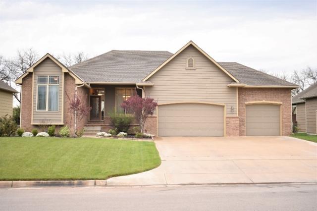 616 E Crescent Lakes Drive, Andover, KS 67002 (MLS #550693) :: Select Homes - Team Real Estate