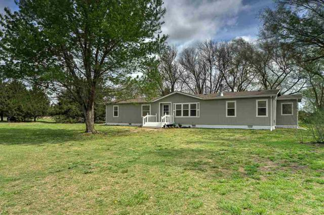 14940 SW Millcrest Acres Rd, Augusta, KS 67010 (MLS #550694) :: Glaves Realty