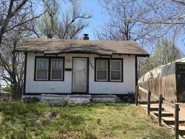 1445 N Lorraine, Wichita, KS 67214 (MLS #550727) :: Select Homes - Team Real Estate