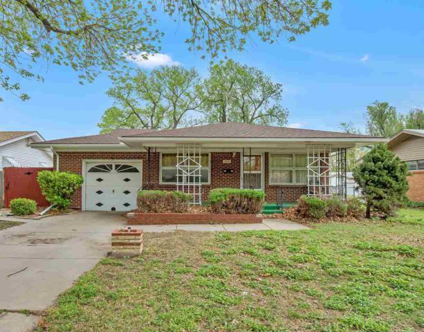 1838 N Gow St, Wichita, KS 67203 (MLS #550752) :: Select Homes - Team Real Estate