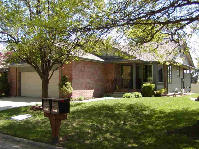 8307 W Garden Ridge St, Wichita, KS 67205 (MLS #550775) :: Select Homes - Team Real Estate