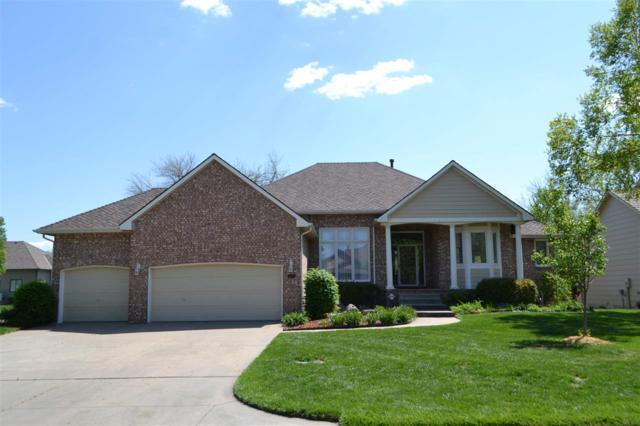 2937 N Wild Rose Ct, Wichita, KS 67205 (MLS #550805) :: On The Move