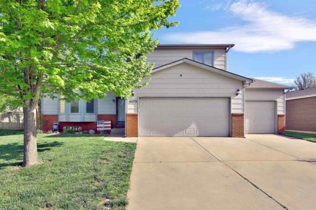 2033 S Parkridge St, Wichita, KS 67209 (MLS #550817) :: Select Homes - Team Real Estate