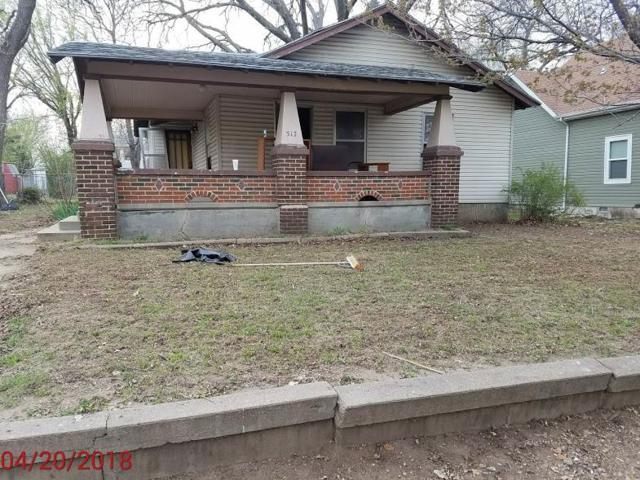 517 N C St, Arkansas City, KS 67005 (MLS #550834) :: Wichita Real Estate Connection