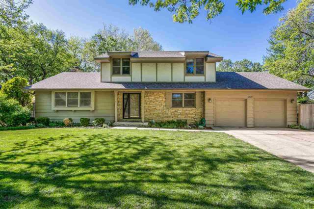 7620 E Pagent, Wichita, KS 67206 (MLS #550835) :: On The Move