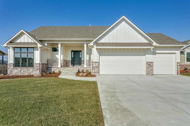 4303 N Ridge Port St, Wichita, KS 67205 (MLS #550853) :: Better Homes and Gardens Real Estate Alliance