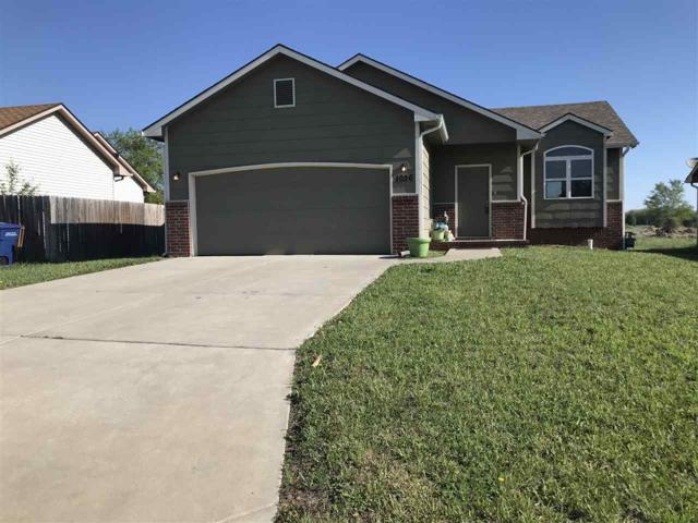 1026 E Bedell, Augusta, KS 67010 (MLS #550858) :: Wichita Real Estate Connection