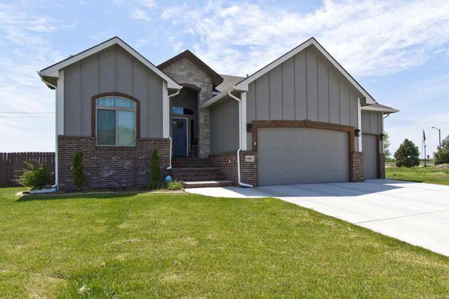 1408 N Blackstone Ct, Wichita, KS 67235 (MLS #550875) :: On The Move