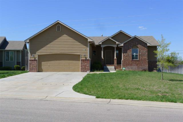 1603 S Lynnrae St, Wichita, KS 67207 (MLS #550890) :: Select Homes - Team Real Estate