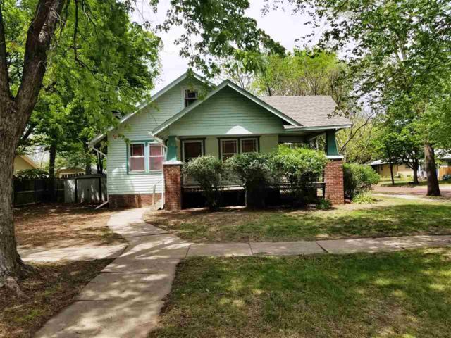 724 E 7TH ST, Newton, KS 67114 (MLS #550900) :: Select Homes - Team Real Estate