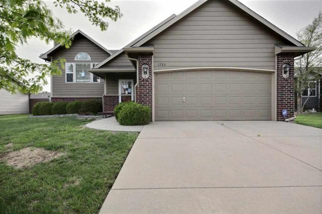 1735 N Riverbirch Ct, Andover, KS 67002 (MLS #550902) :: On The Move