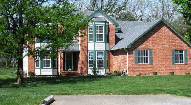401 N Trail Dr, Mulvane, KS 67110 (MLS #550913) :: Select Homes - Team Real Estate