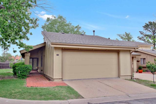 8419 E Harry St #104, Wichita, KS 67207 (MLS #550953) :: Glaves Realty