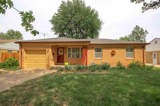 214 S Sunset Ave, Haysville, KS 67060 (MLS #550954) :: Select Homes - Team Real Estate