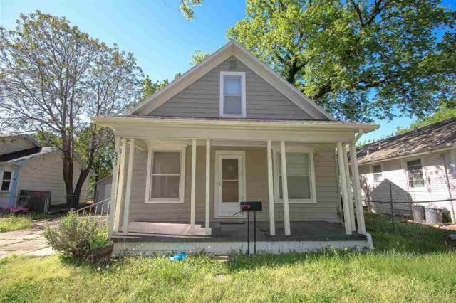 835 W Dayton Ave, Wichita, KS 67213 (MLS #550995) :: Select Homes - Team Real Estate