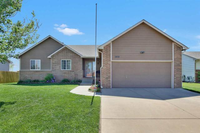 1919 W Country Lakes St, Haysville, KS 67060 (MLS #550999) :: Select Homes - Team Real Estate