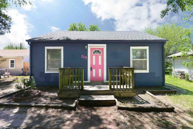 215 S Norris, Benton, KS 67017 (MLS #551019) :: Select Homes - Team Real Estate