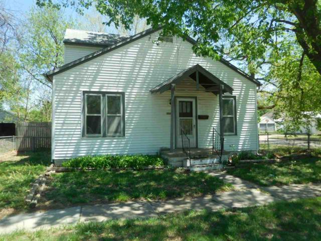 1354 S Laura Ave, Wichita, KS 67211 (MLS #551025) :: Select Homes - Team Real Estate