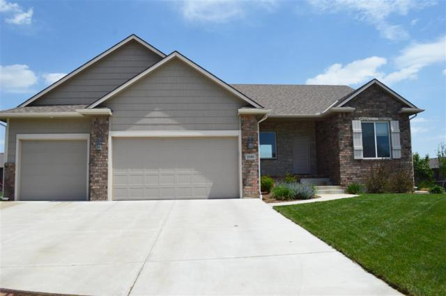 2344 N Silverdale St, Andover, KS 67002 (MLS #551079) :: On The Move