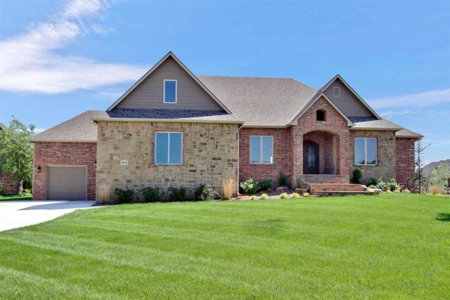 4030 N Stone Barn St, Maize, KS 67101 (MLS #551080) :: On The Move